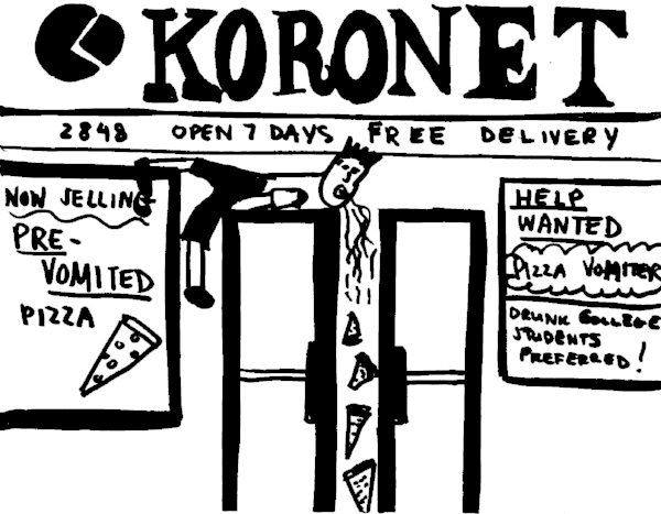 Nicole Javorsky - Pre Vomitted Pizza at Koronets.jpg