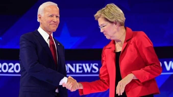 The Fed Endorses Warren, Klobuchar, Sanders, Biden, Buttigieg, Yang, Bloomberg, and Trump