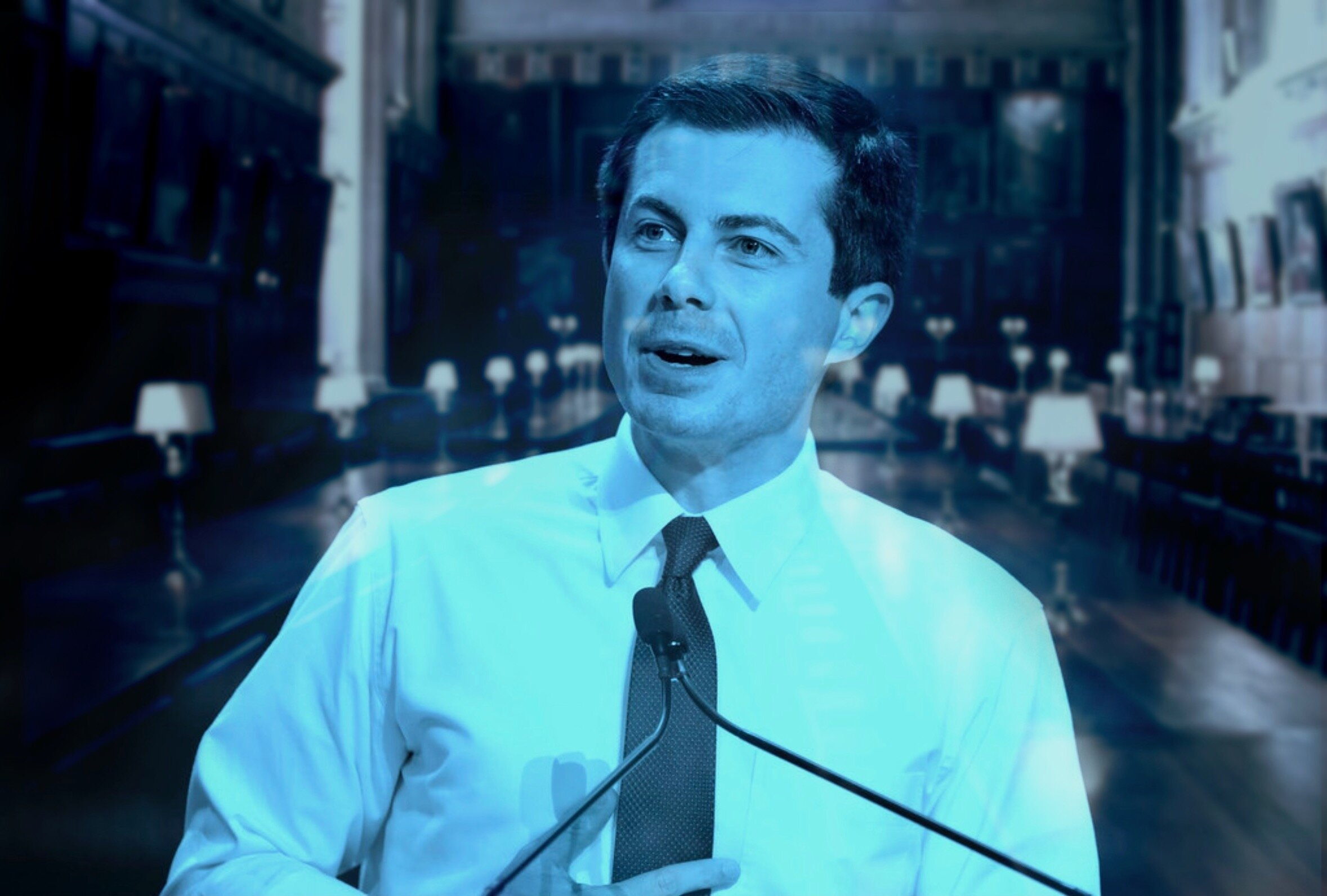 Moaning Myrtle To be Replaced by Moderate Pete Buttigieg