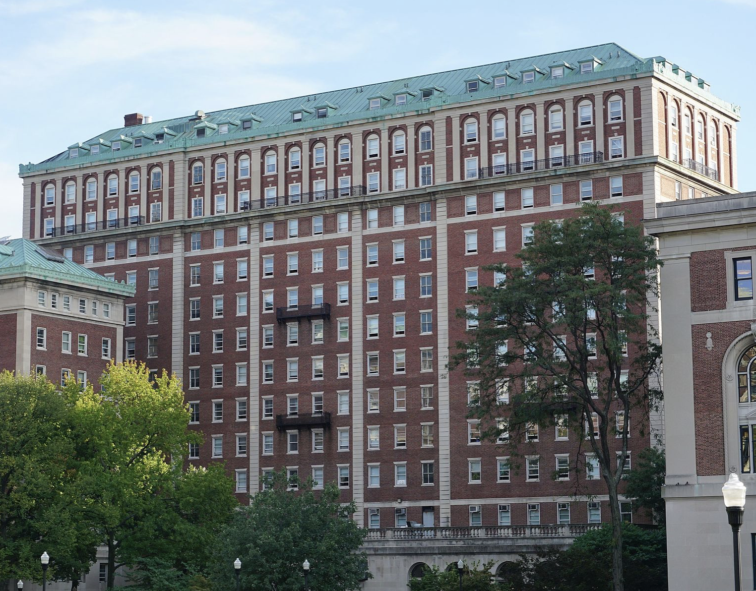 The Fed's Guide to Columbia Dorms