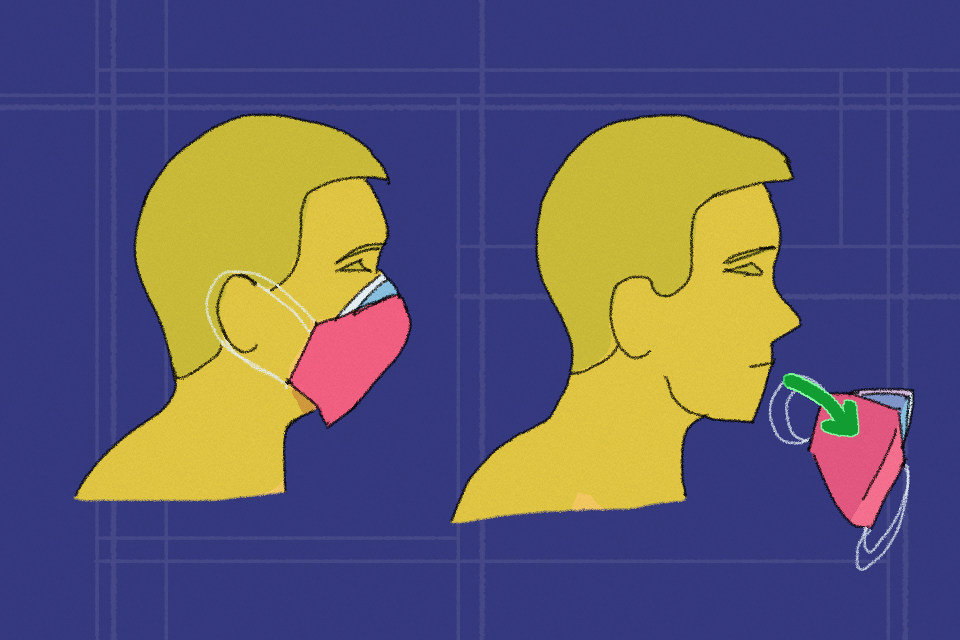 Columbia Engineering to Produce Single Masks That Appear to Be Double