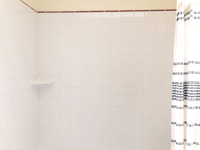 Improving horrible grout color — Alys Longworth