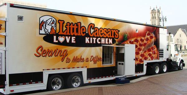 Little Caesars Love Kitchen