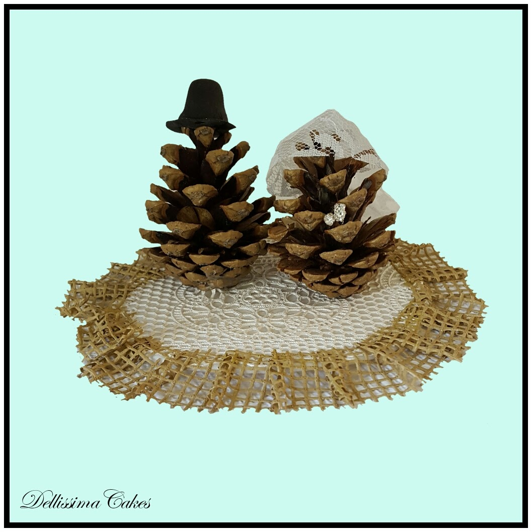 Pinecone Wedding Cake topper.jpg