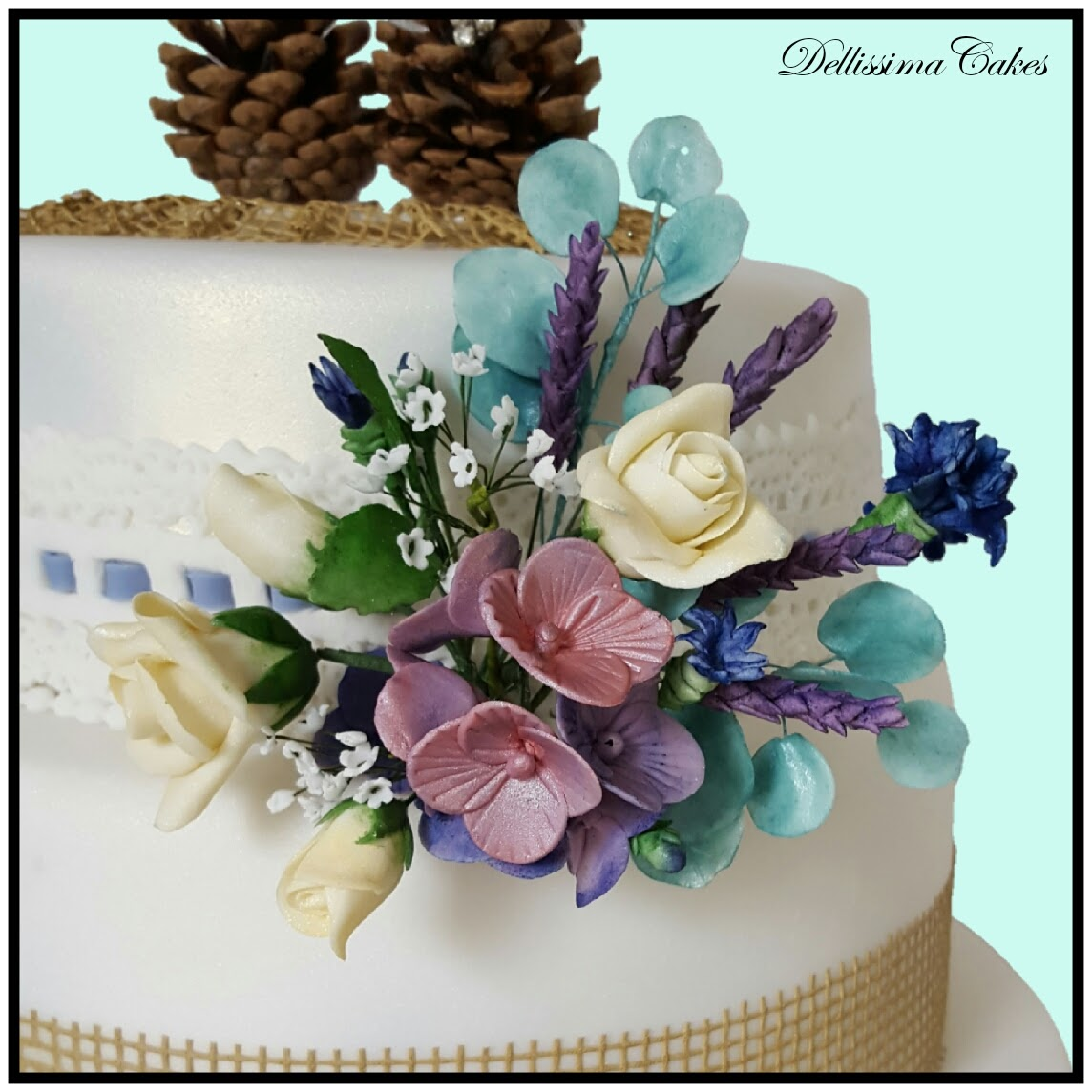 Pinecone Wedding Cake flowers 2.jpg