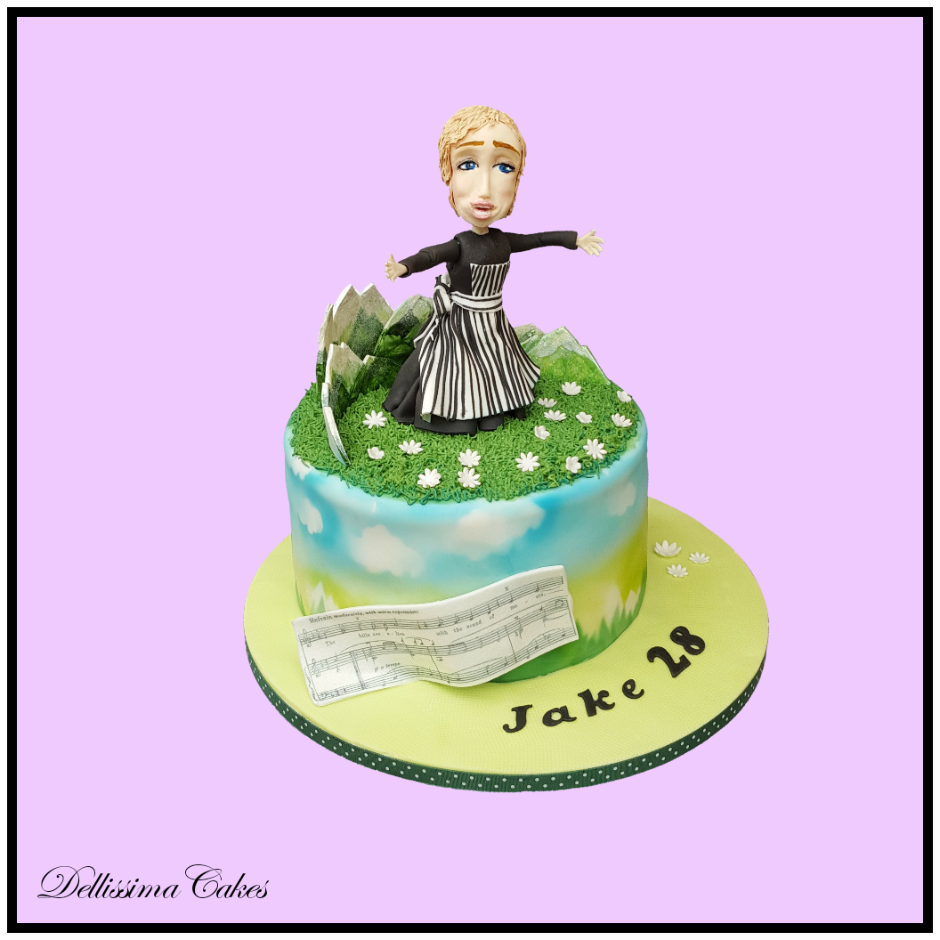 Copy of Sound of Music Cake