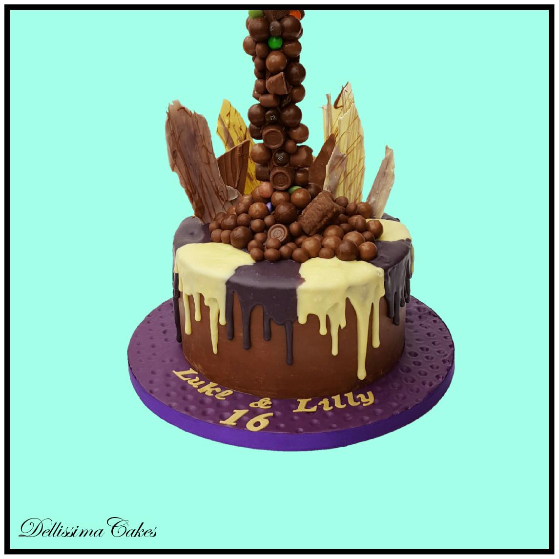 Signature Chocolate Heaven Cake