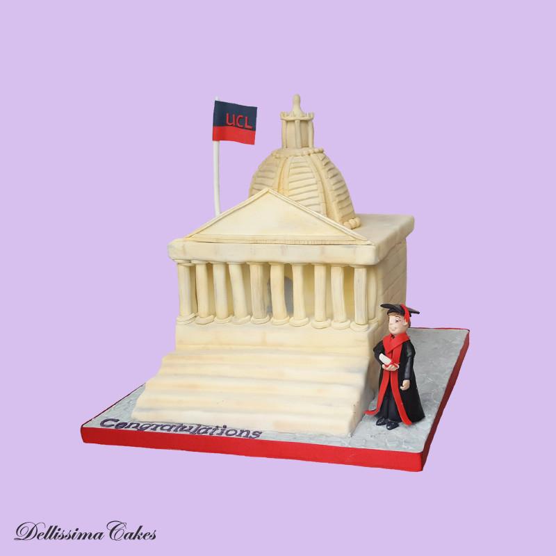 UCL Graduation Cake