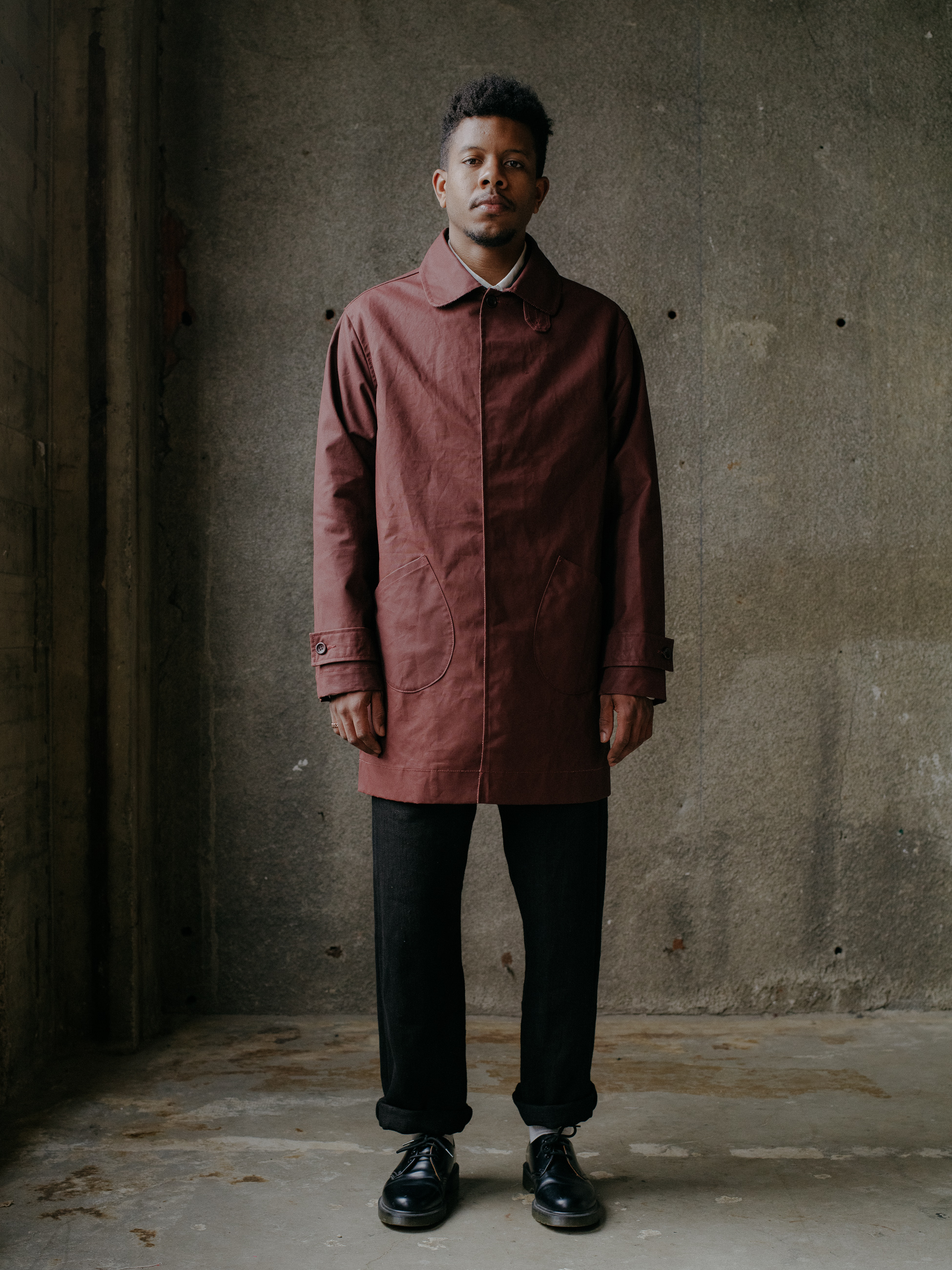 evan-kinori-covered-placket-coat-waxed-cotton-3