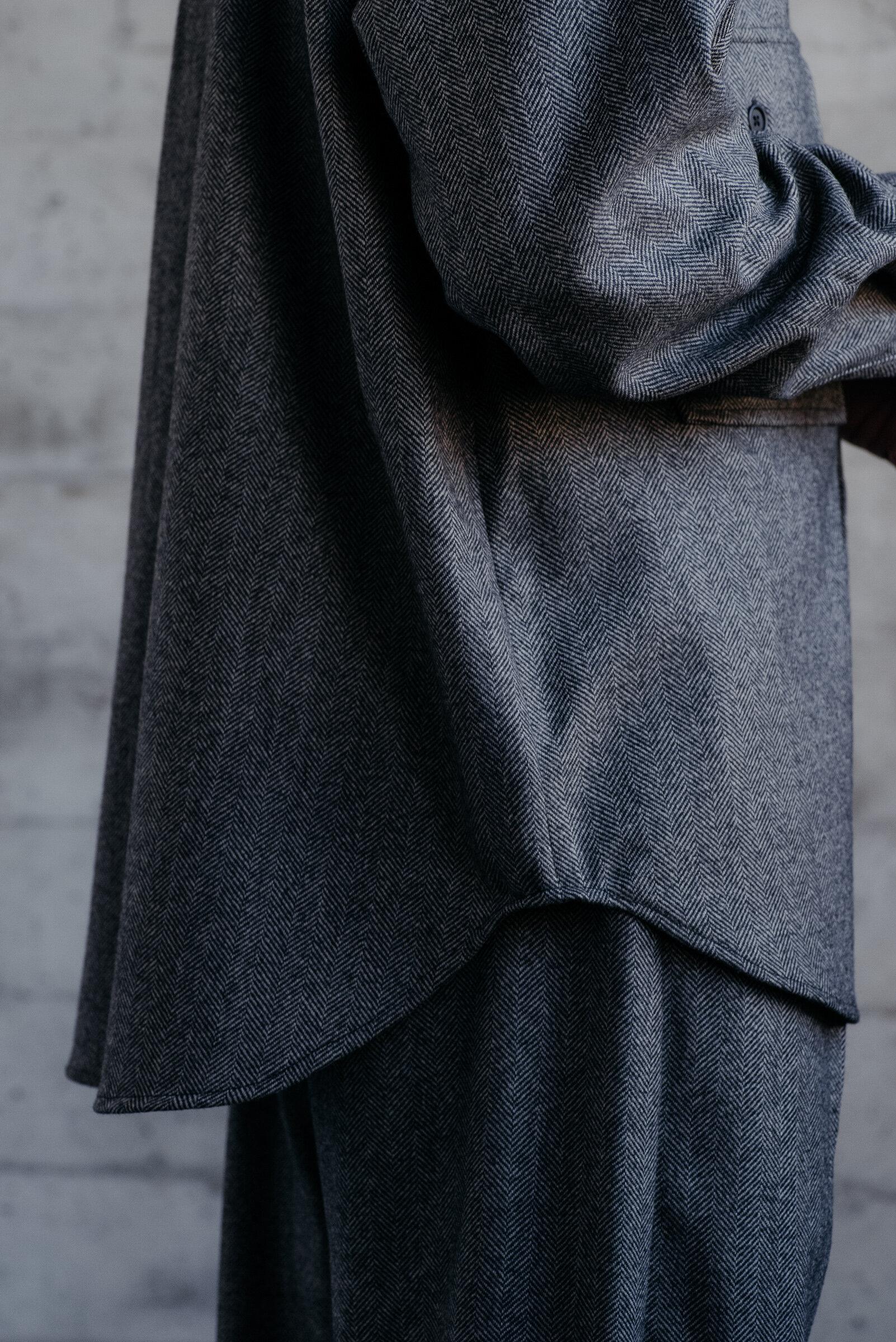 evan-kinori-big-shirt-cashmere-lambswool-herringbone-woven-england-8