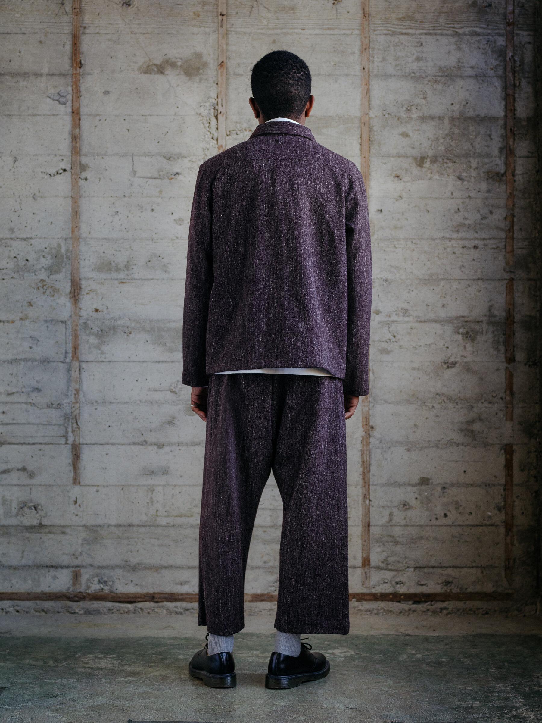 evan-kinori-field-shirt-wool-linen-woven-japan-3