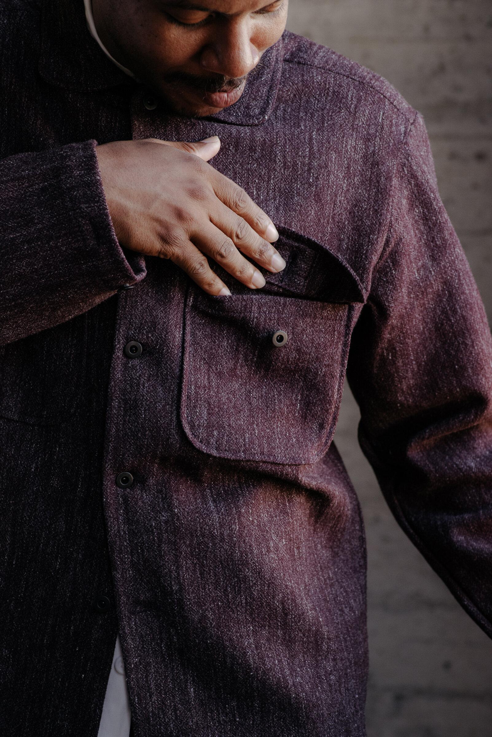 evan-kinori-field-shirt-wool-linen-woven-japan-4