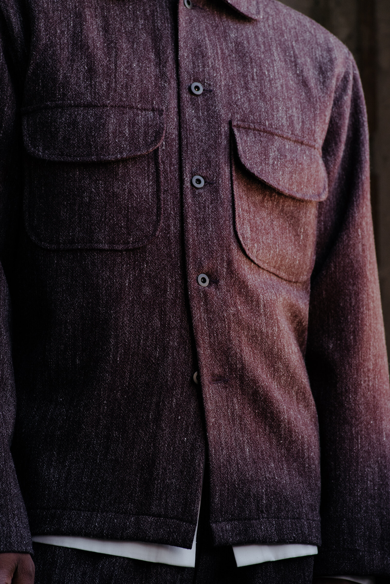 evan-kinori-field-shirt-wool-linen-woven-japan-8