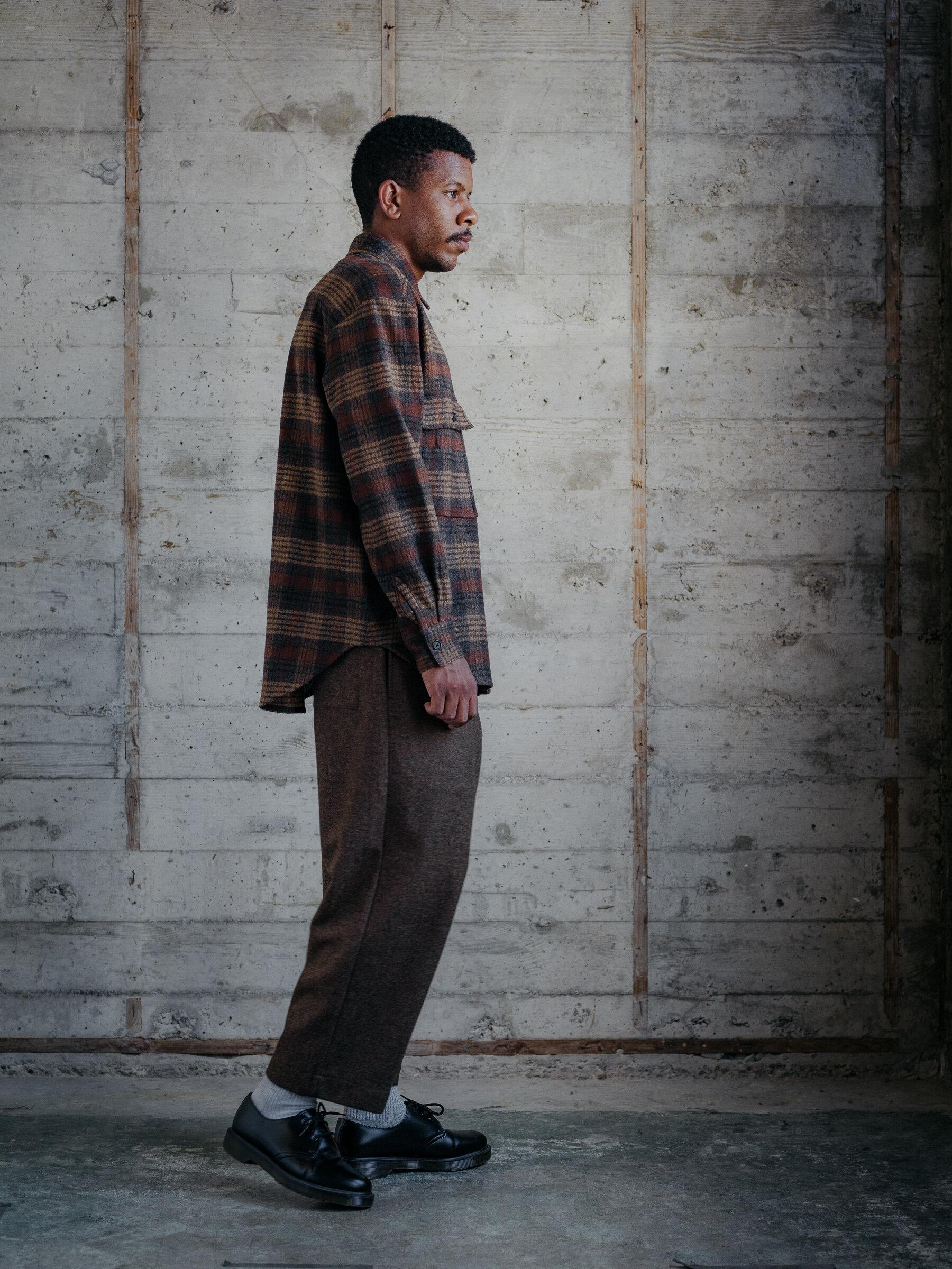 evan-kinori-big-shirt-wool-gauze-check-woven-in-italy-2