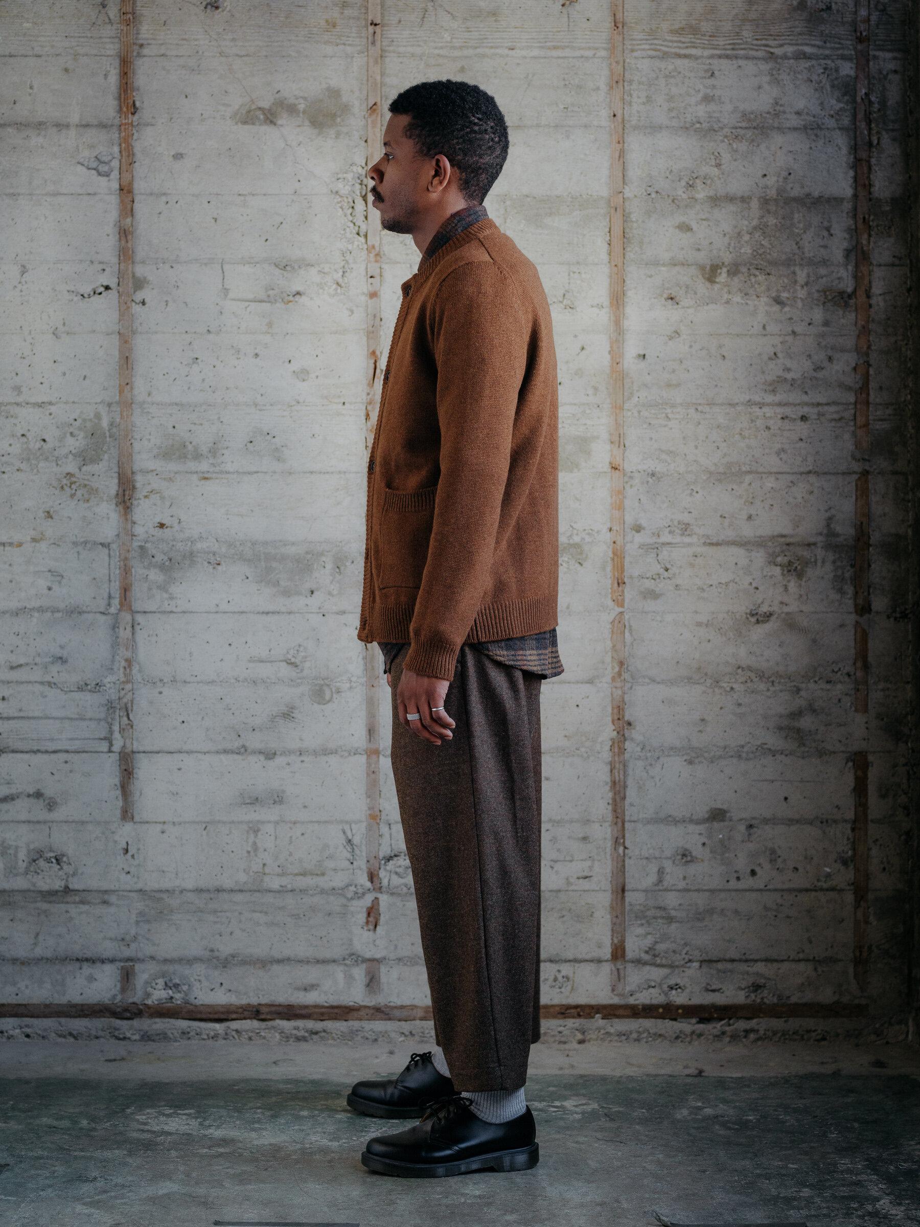 evan-kinori-crewneck-cardigan-sweater-cashmere-lambswool-made-in-italy-2
