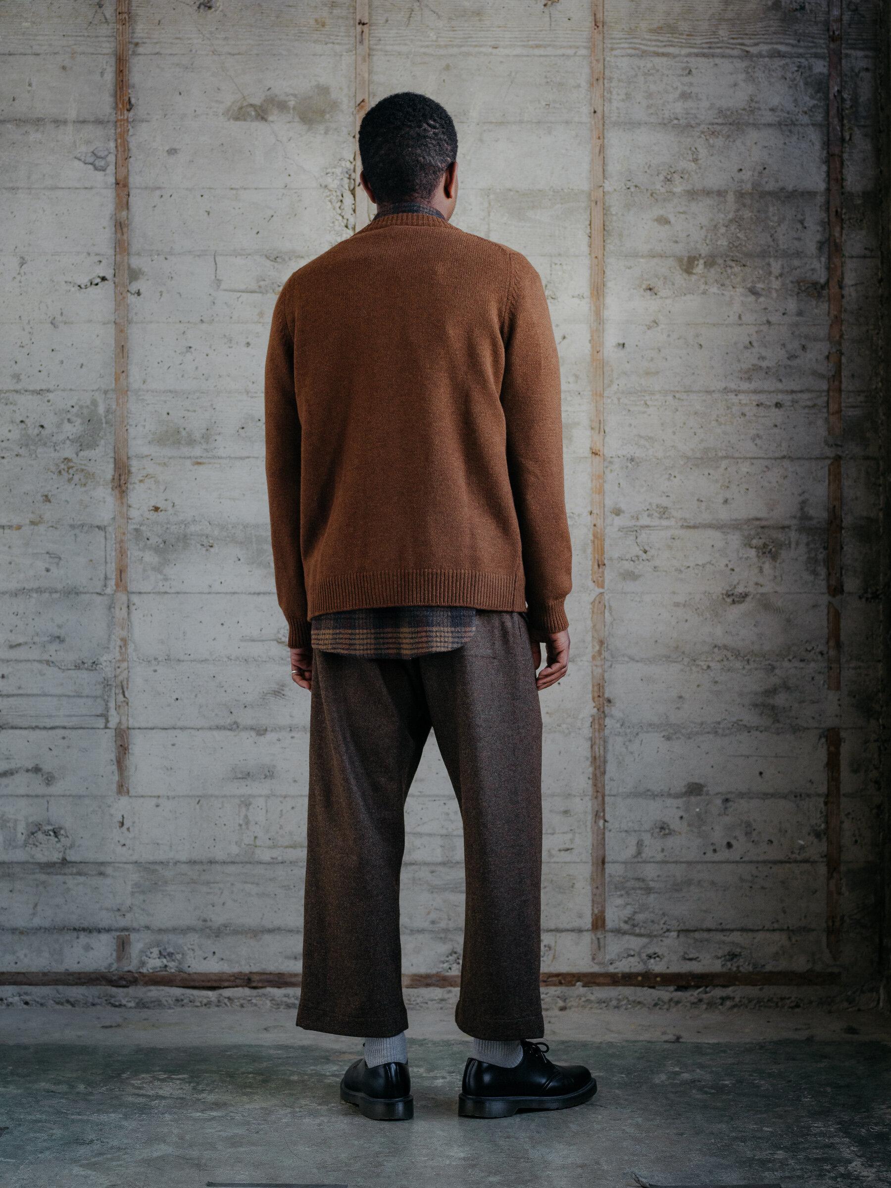 evan-kinori-crewneck-cardigan-sweater-cashmere-lambswool-made-in-italy-3