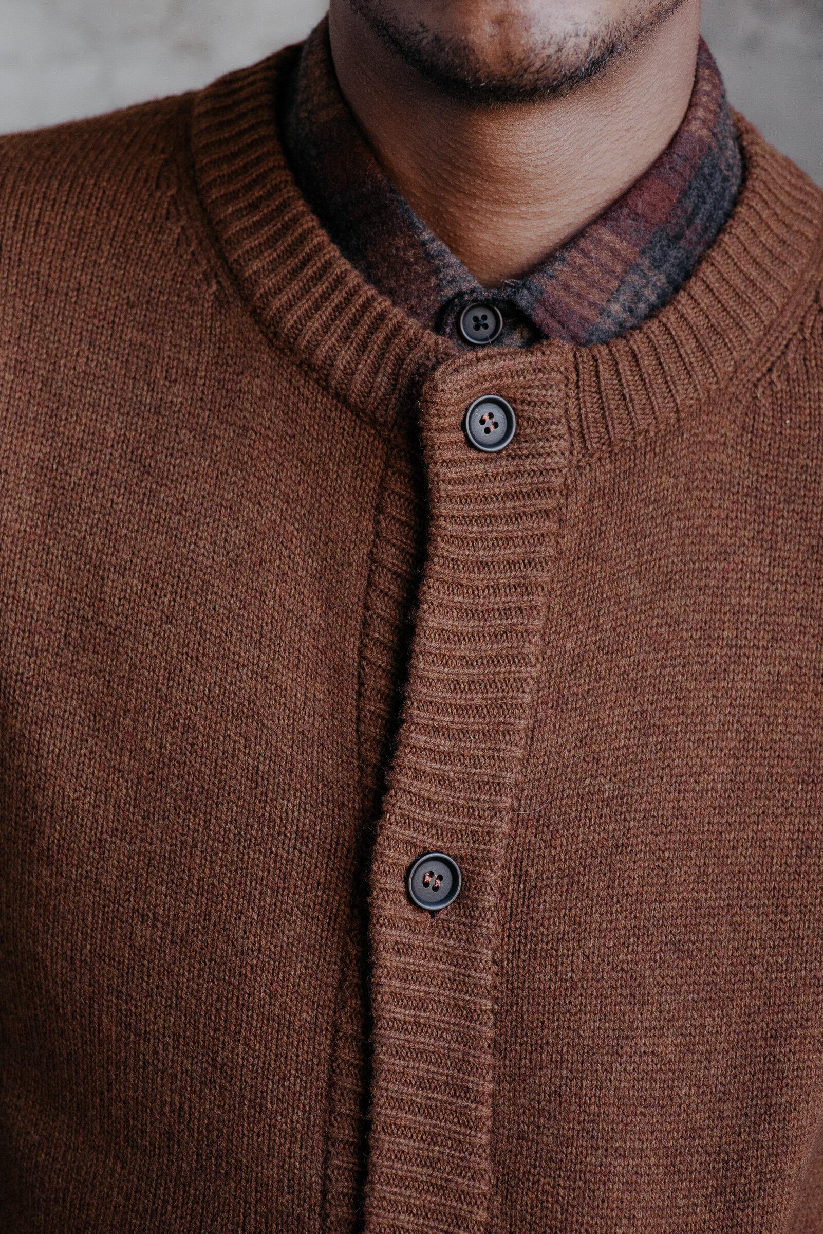evan-kinori-crewneck-cardigan-sweater-cashmere-lambswool-made-in-italy-5