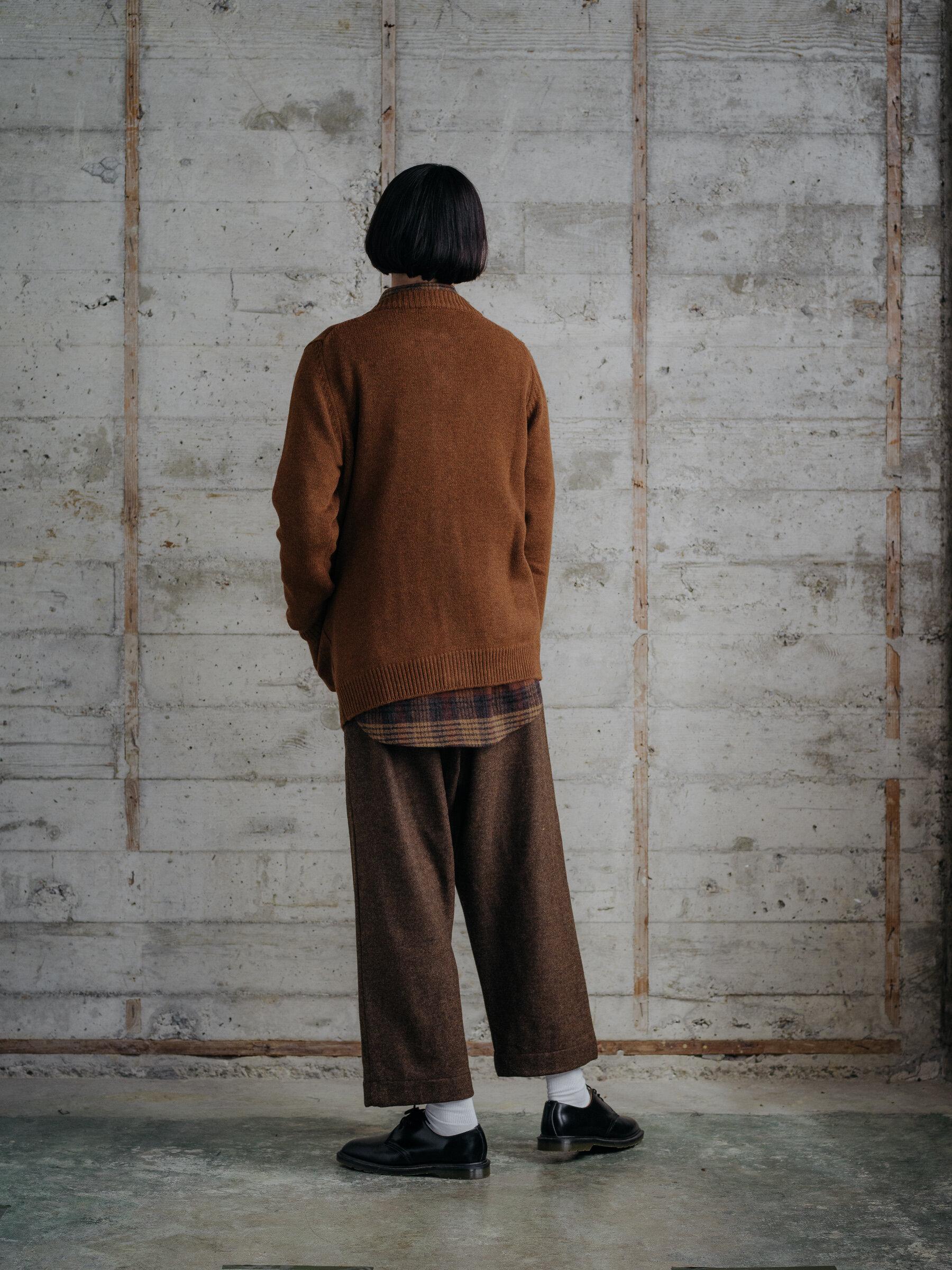 evan-kinori-crewneck-cardigan-sweater-cashmere-lambswool-made-in-italy-11