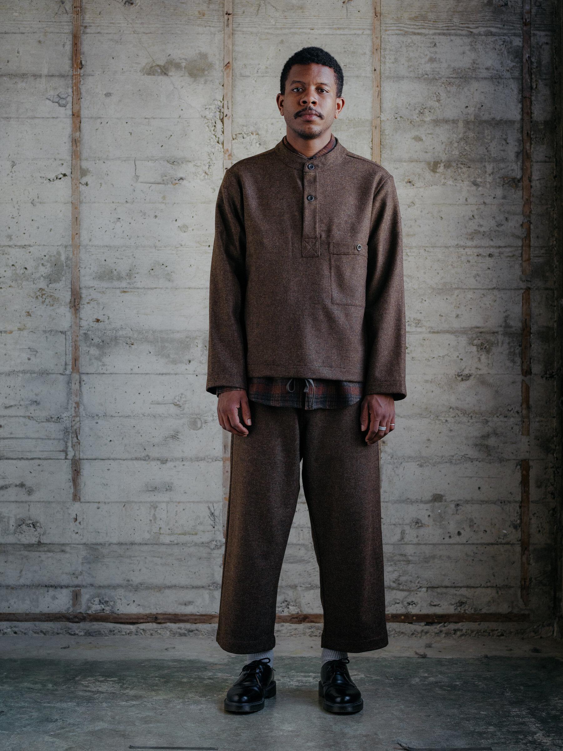 evan-kinori-pullover-rust-lambswool-wool-flannel-woven-in-england-1