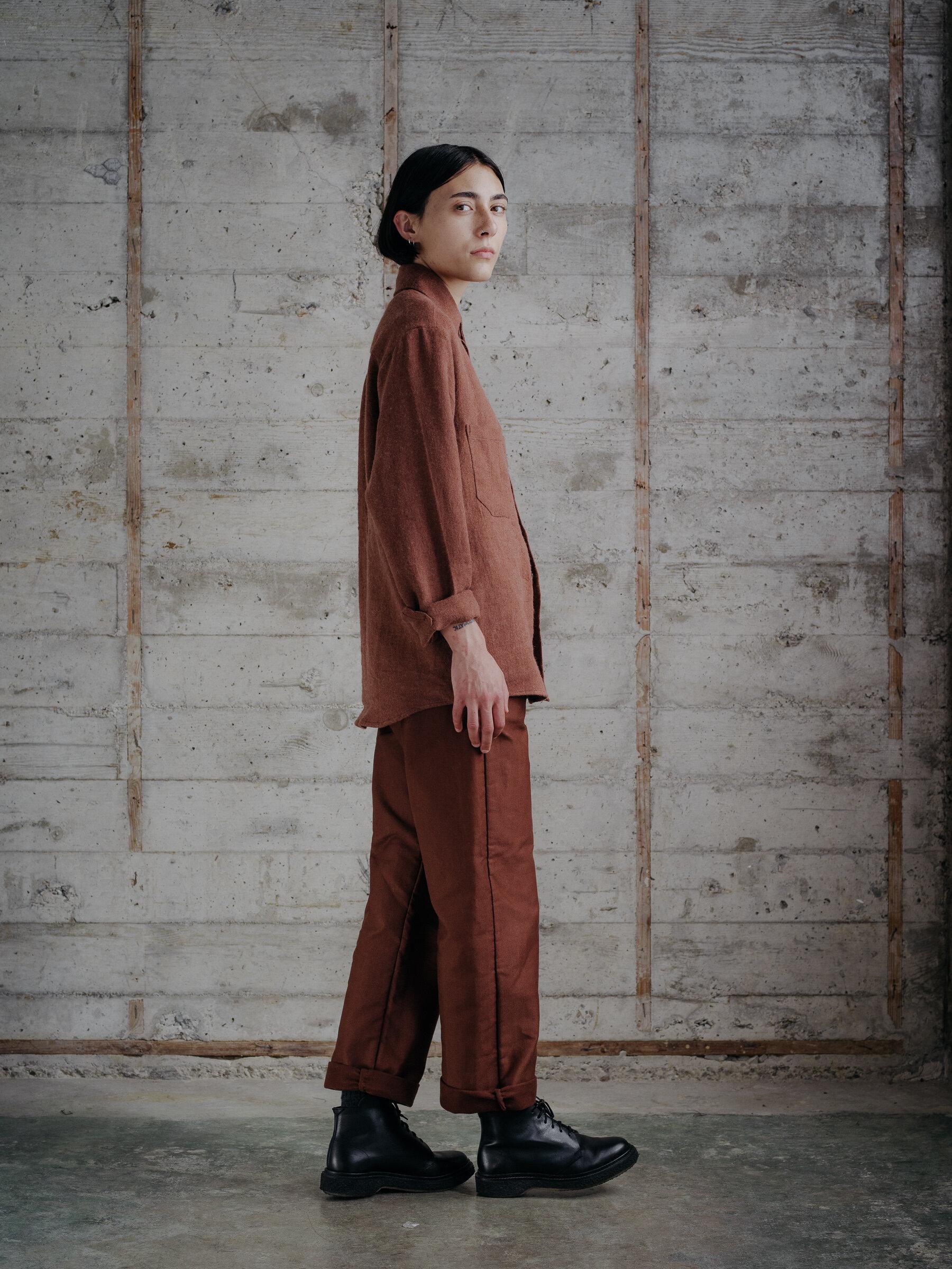 evan-kinori-two-pocket-shirt-linen-wool-twill-woven-in-japan-9