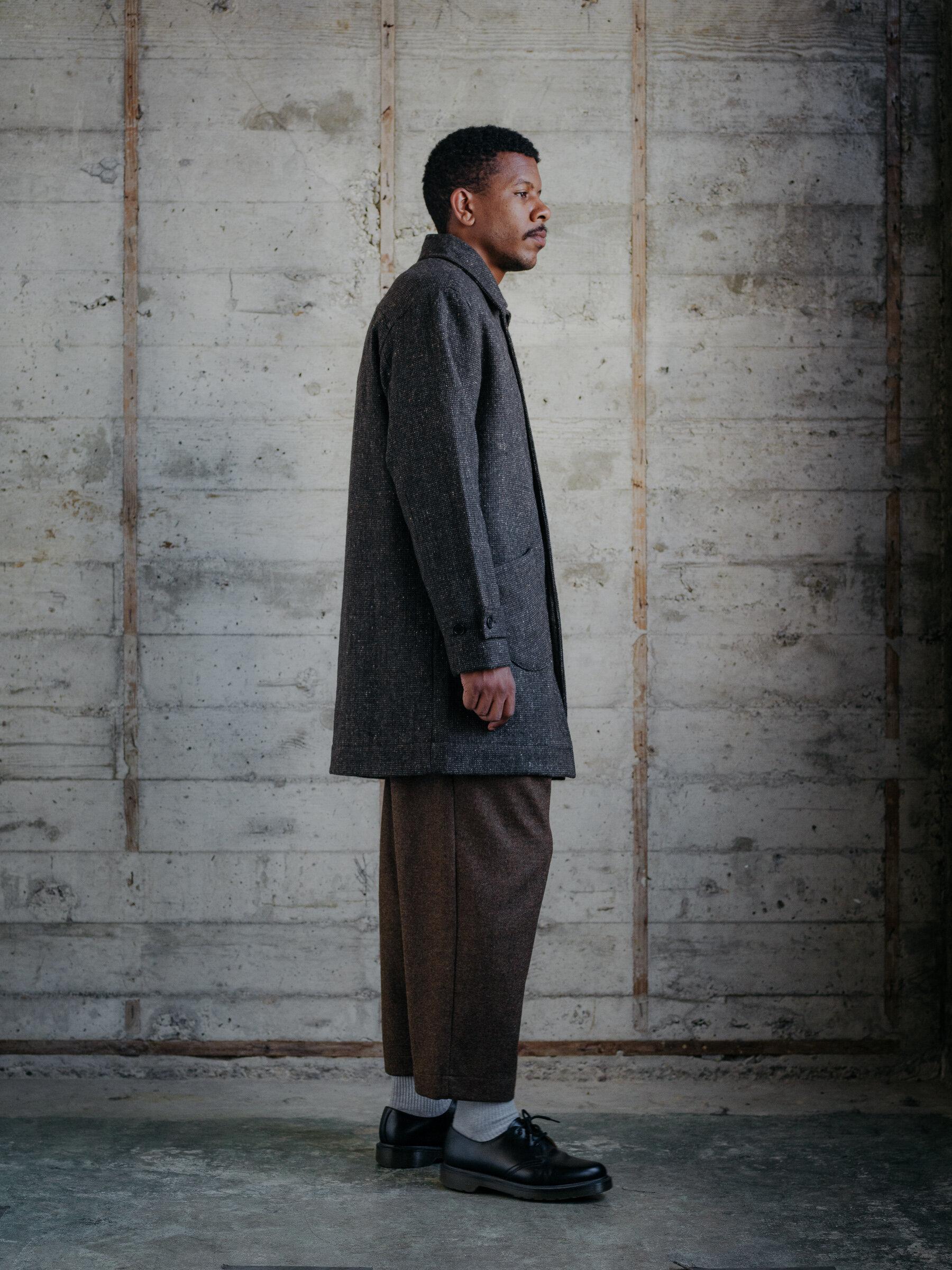 evan-kinori-covered-placket-coat-wool-tweed-woven-in-ireland-molloy-and-sons-2