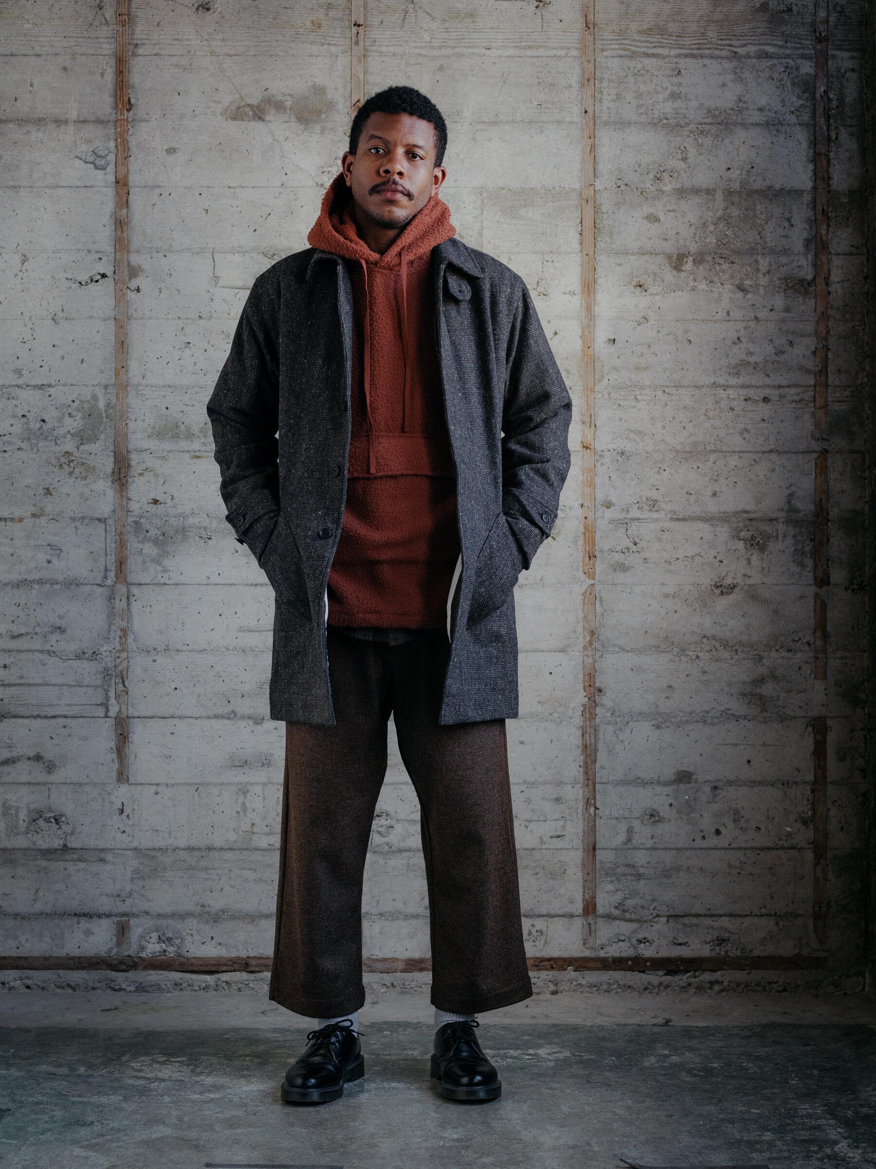 evan-kinori-covered-placket-coat-wool-tweed-woven-in-ireland-molloy-and-sons-4
