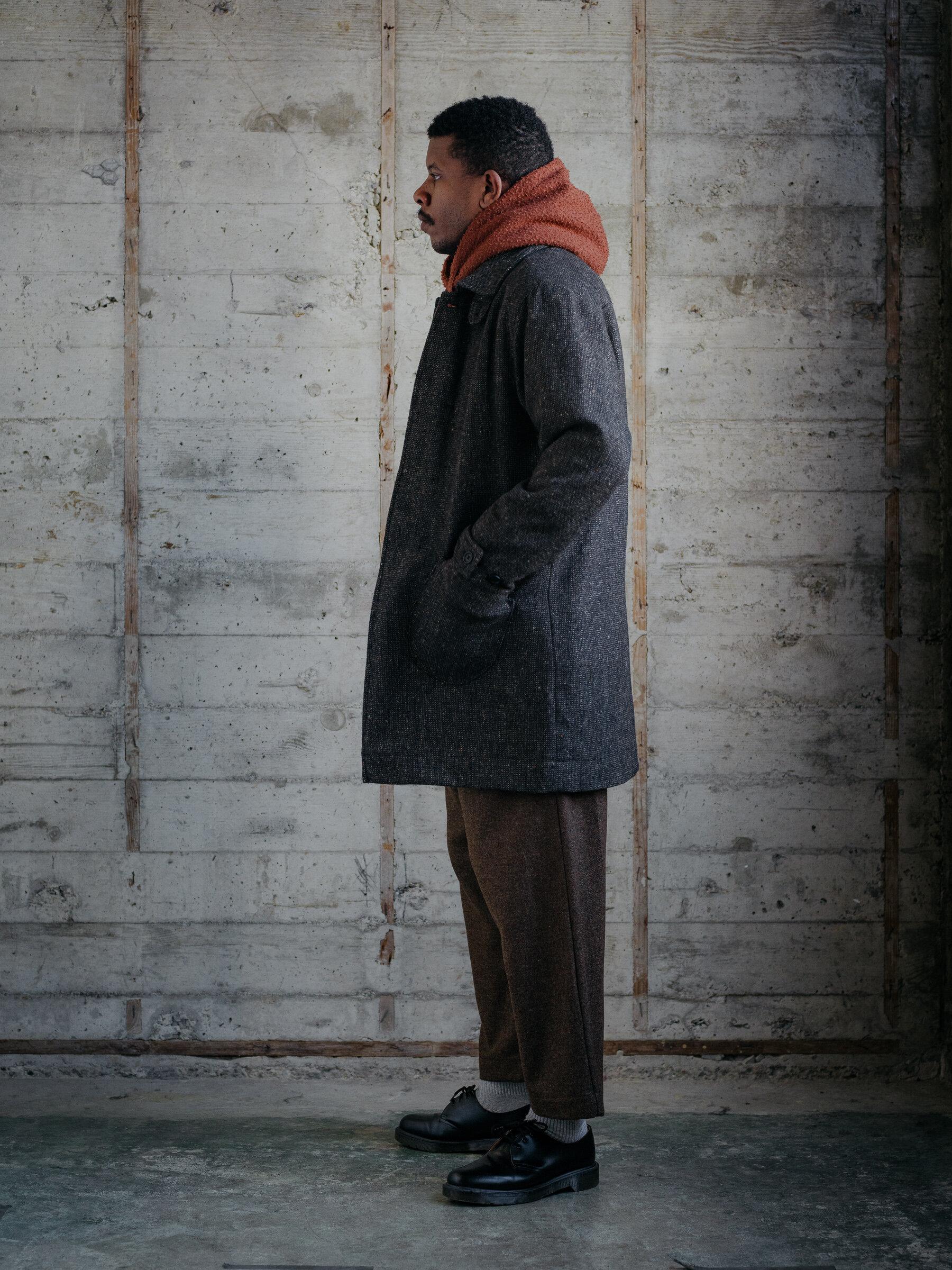 evan-kinori-covered-placket-coat-wool-tweed-woven-in-ireland-molloy-and-sons-5