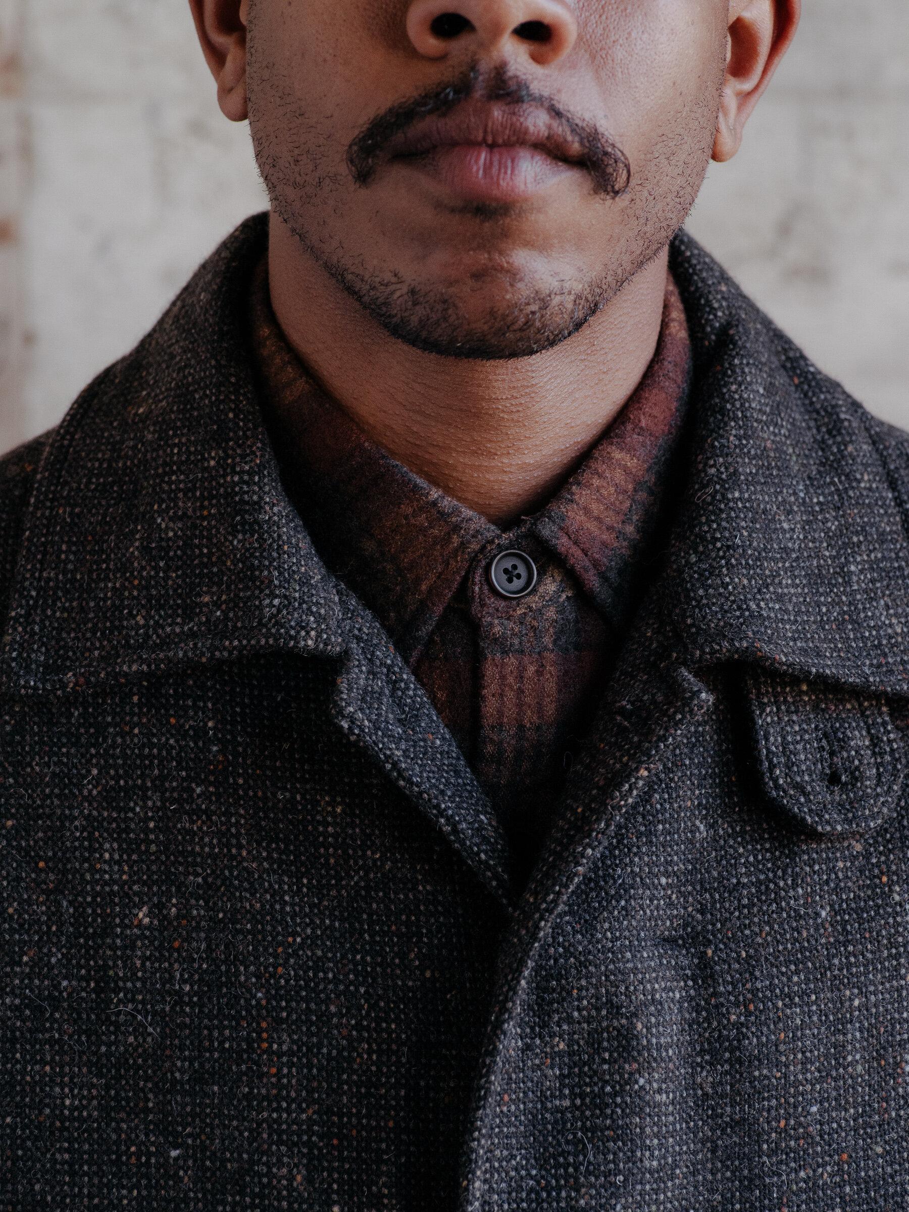 evan-kinori-covered-placket-coat-wool-tweed-woven-in-ireland-molloy-and-sons-9