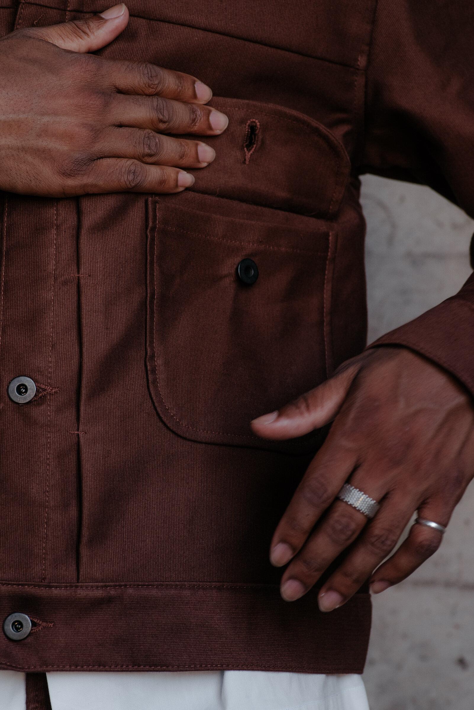 evan-kinori-pleated-jacket-bedford-cord-cotton-woven-in-japan-4