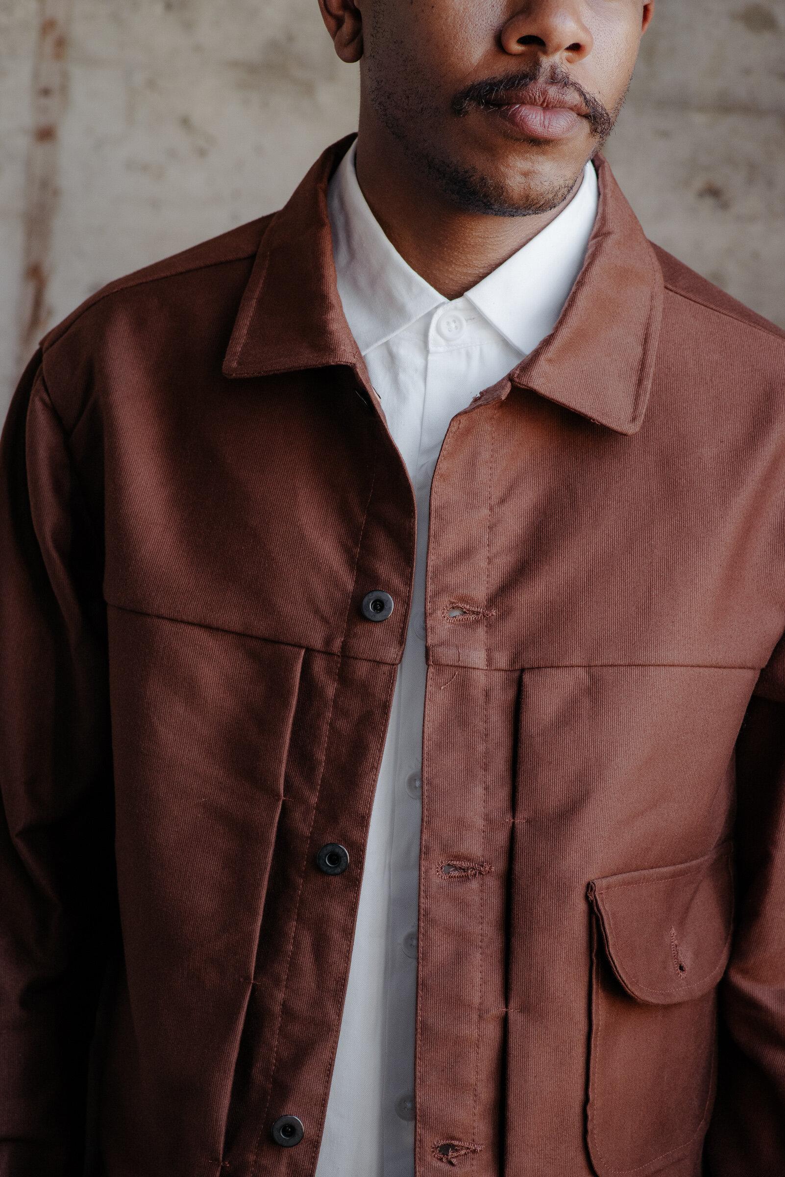 evan-kinori-pleated-jacket-bedford-cord-cotton-woven-in-japan-5