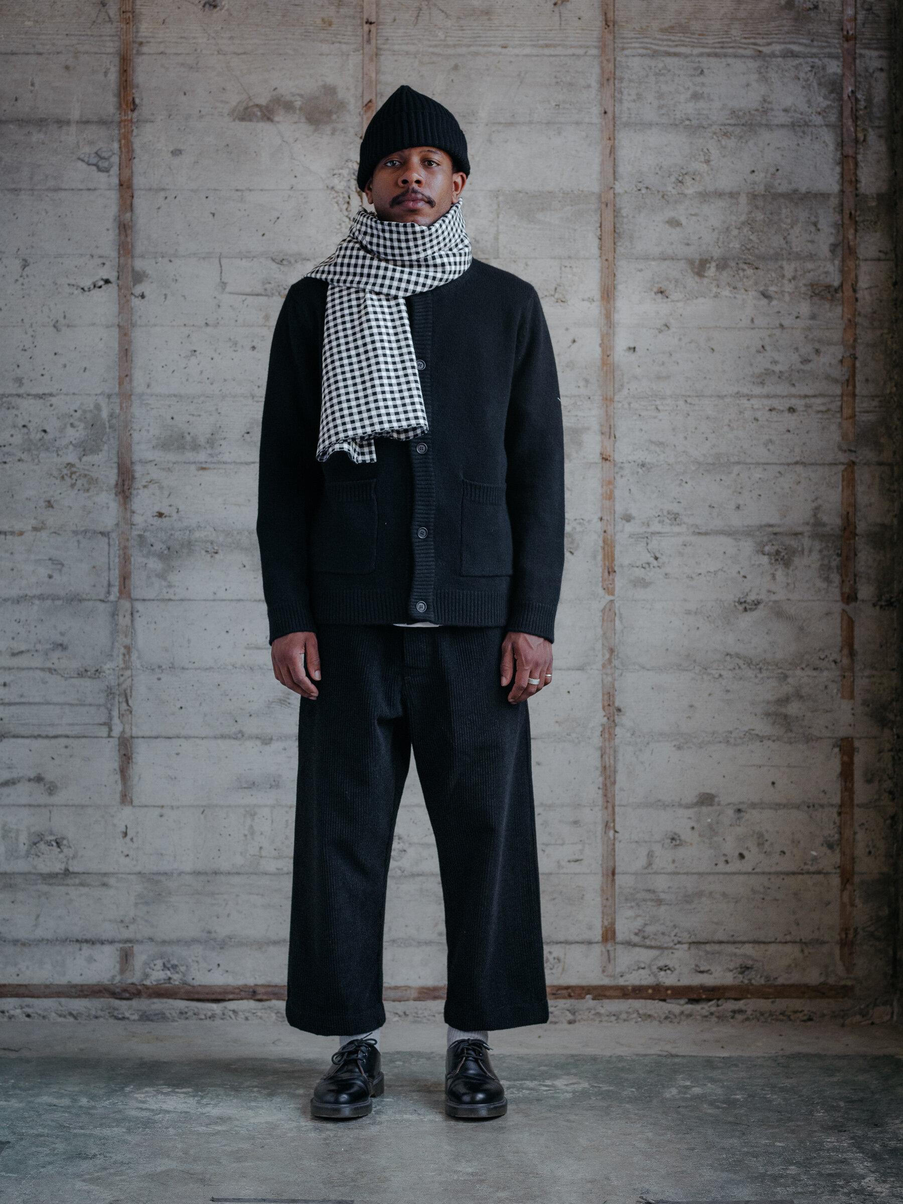 evan-kinori-scarf-gingham-wool-cotton-woven-in-japan-2
