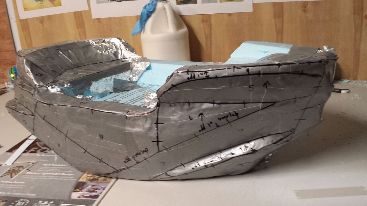 Ship Prototype