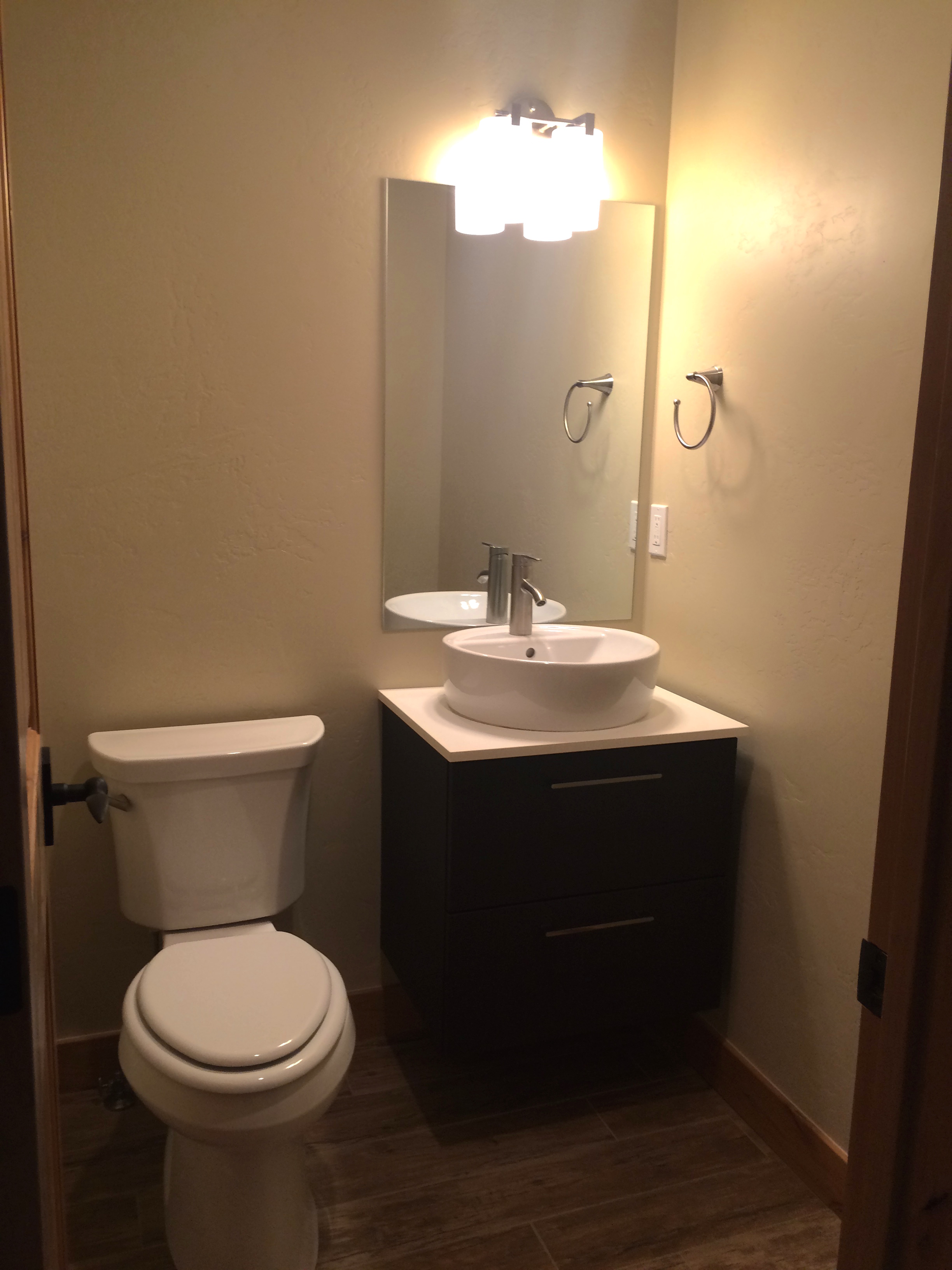 Main Level Half-Bath