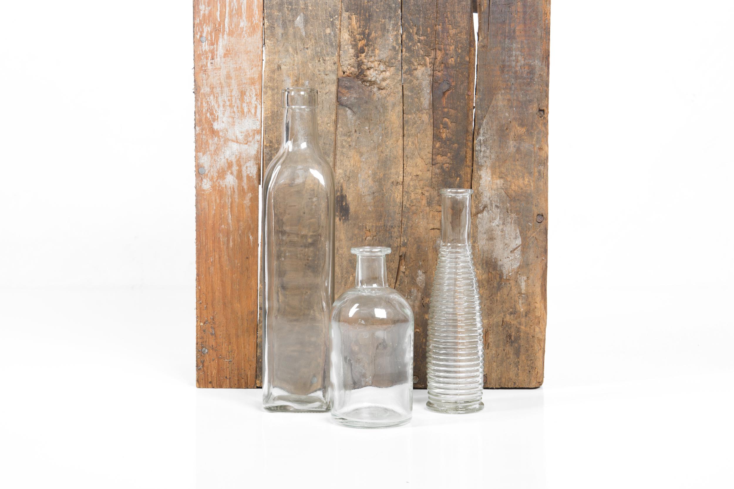 Vintage Bottles .75