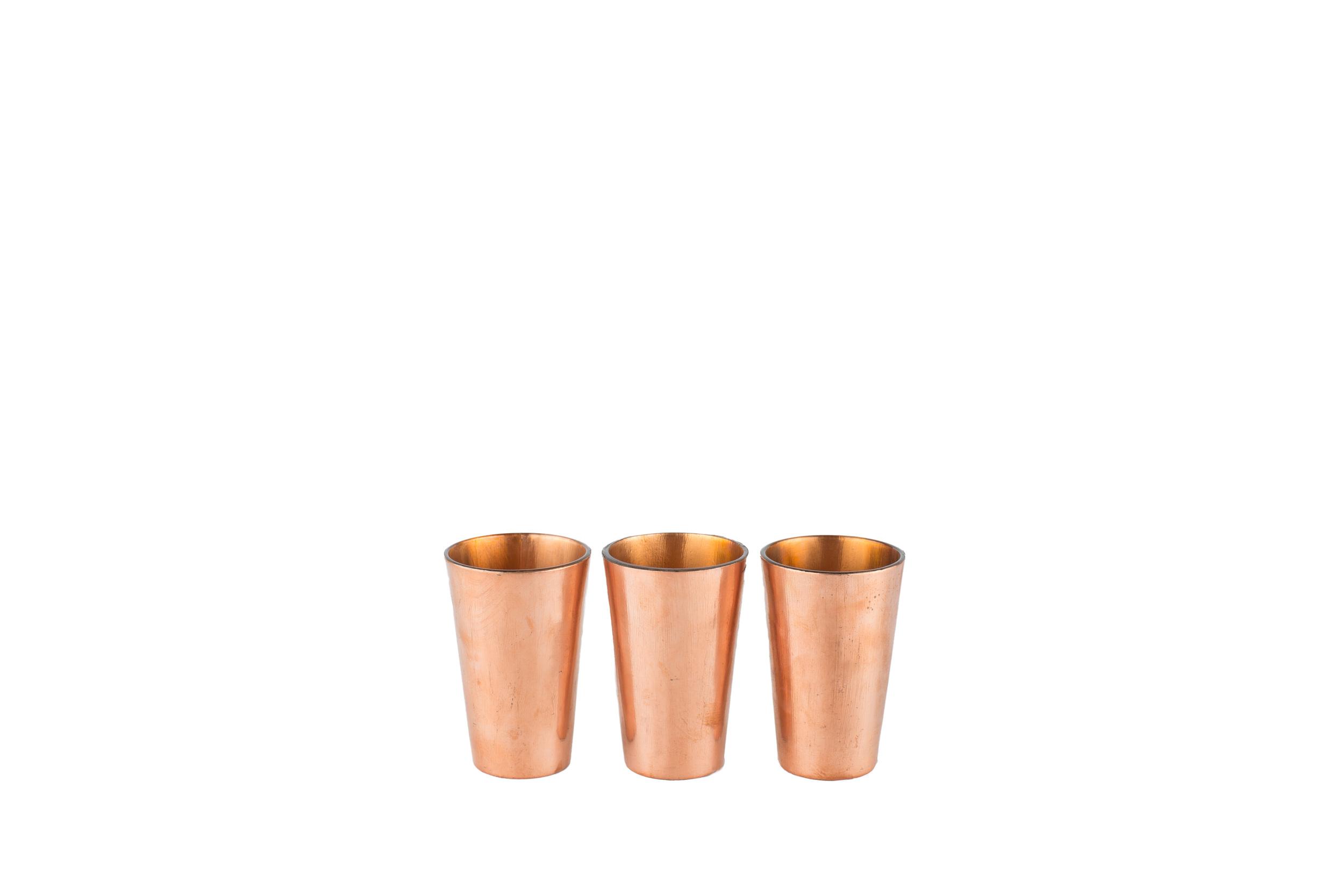 Copper Votive Holder 1.50-