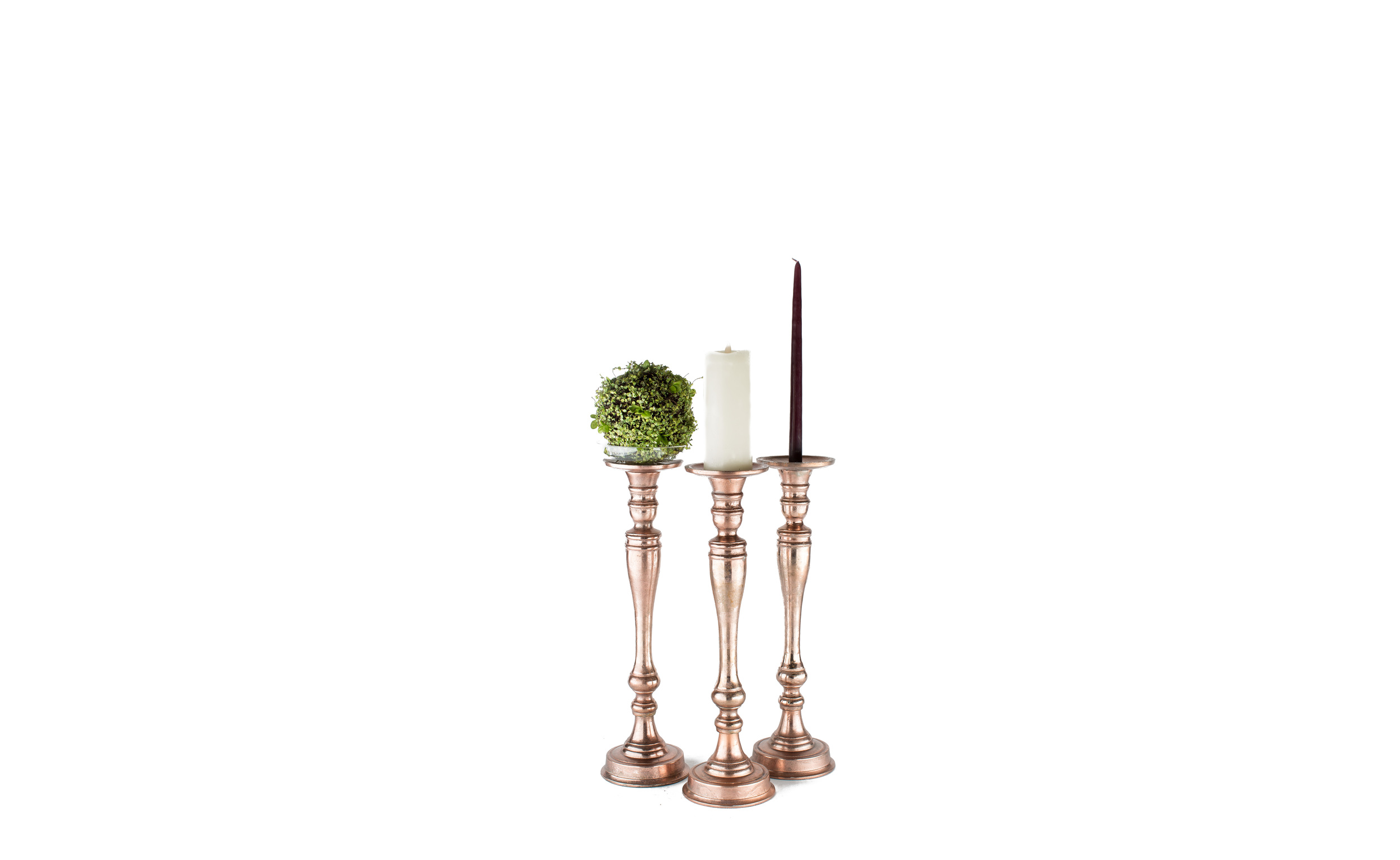 Gold Candle Stick 10-