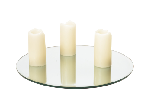Battery Operated Pillar Candle (4x2) 1-