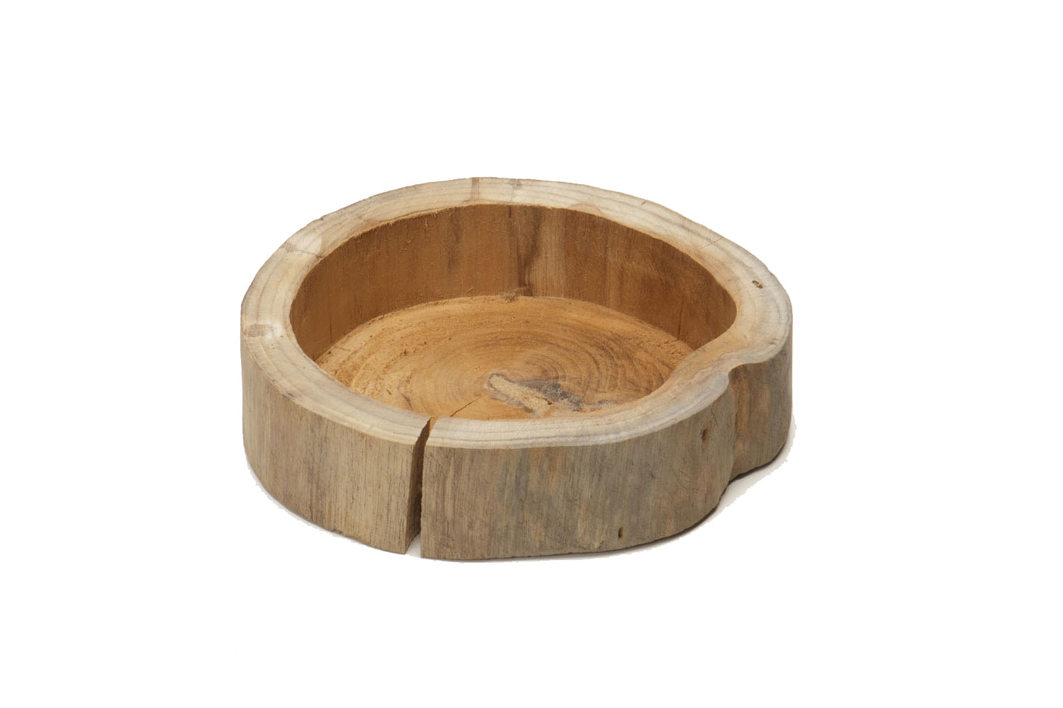 "Wood Bowls (5"" opening) 5-"
