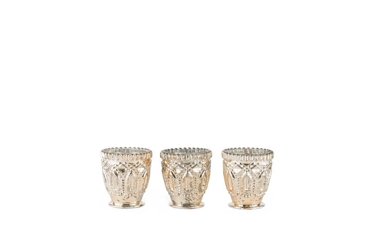 Rose Gold Votive 1.50-