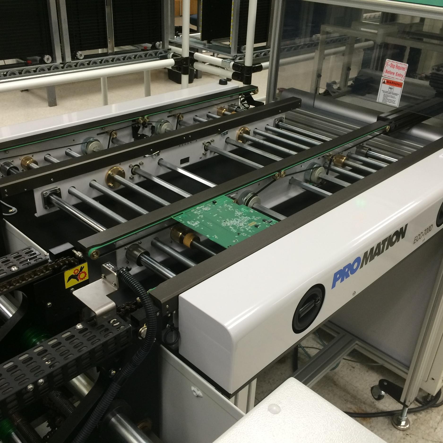 Dual Lane PCB Conveyor