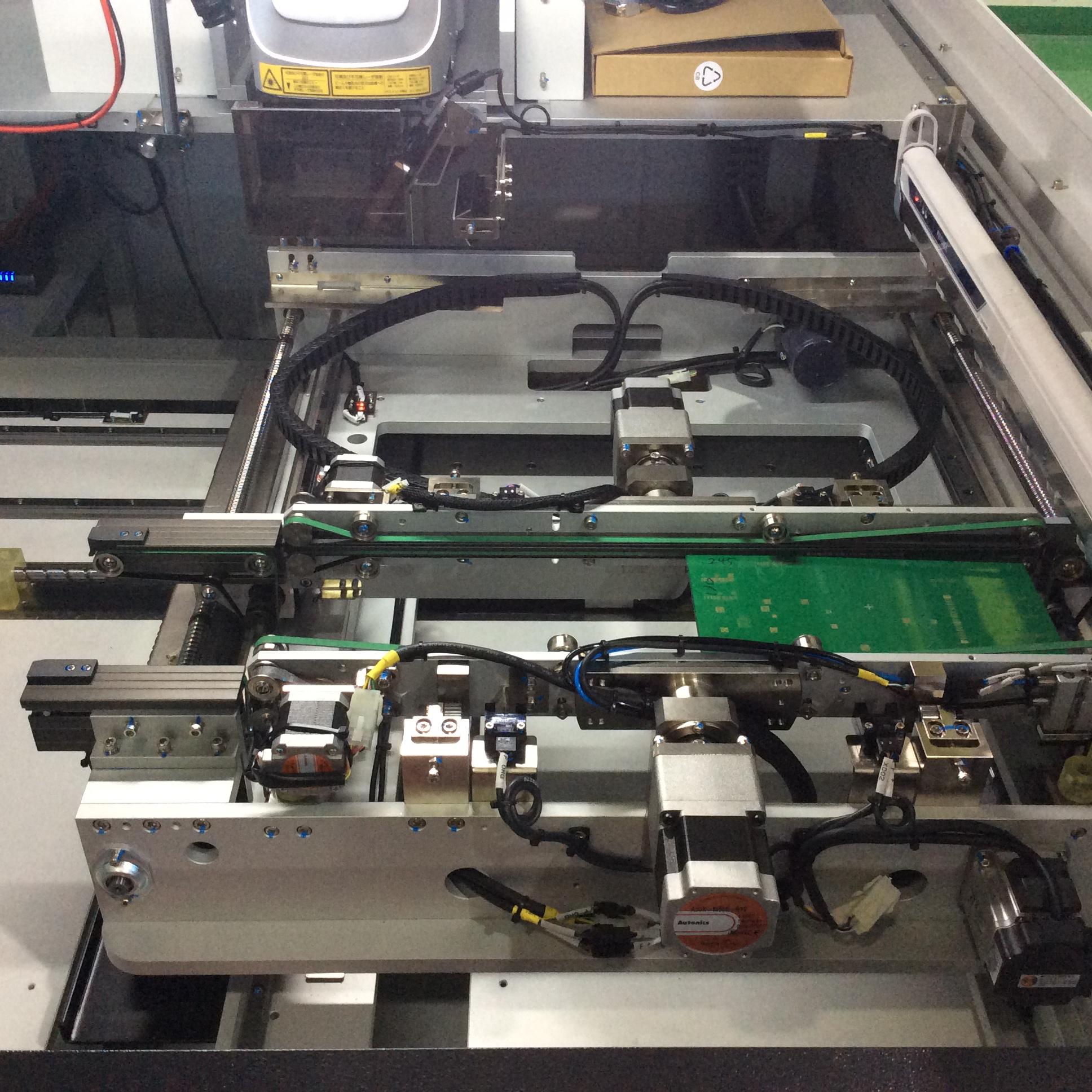 PCB Laser Marker Machine Automated Platform
