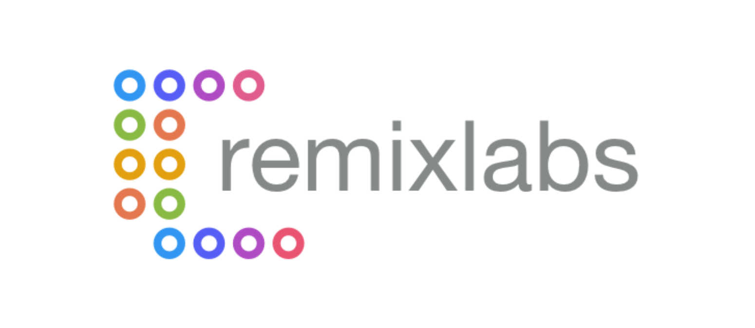 Remix Labs  ' platform targets the low code application development market. Low code platforms allow businesses to develop bespoke business processes and applications without the expense of developer-led programming and with specificity and value not always provided by packaged application solutions. Custom software development takes an estimated 2.7 years to complete; low code platforms deliver value 6-20 times faster.