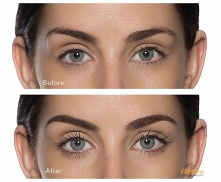 eyelash lift and tint le spa mystic ct