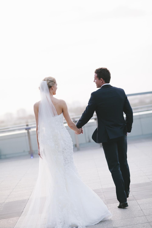 Amy + Luke      Real Wedding     Luminare