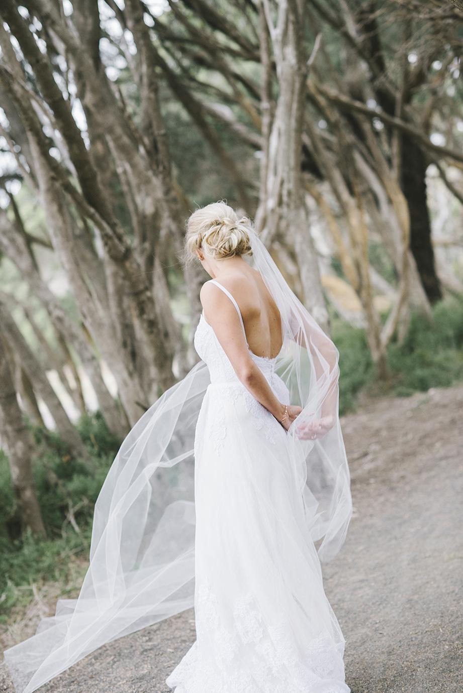 Brooke + Mark      Real Wedding     Bellarine Peninsula