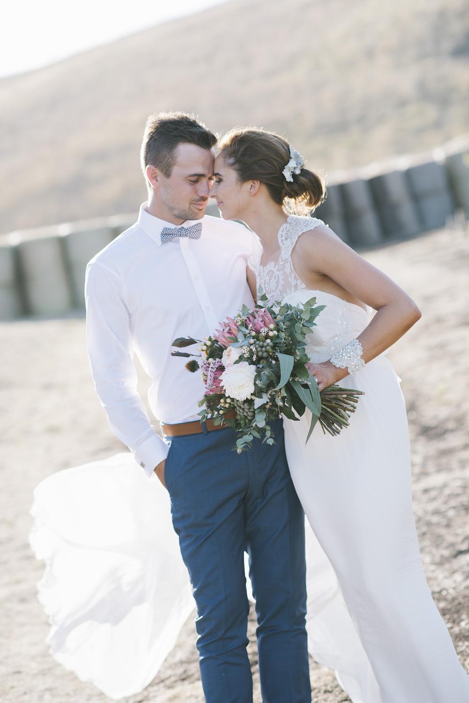 Cate + Dan      Real Wedding     Moorabool Valley