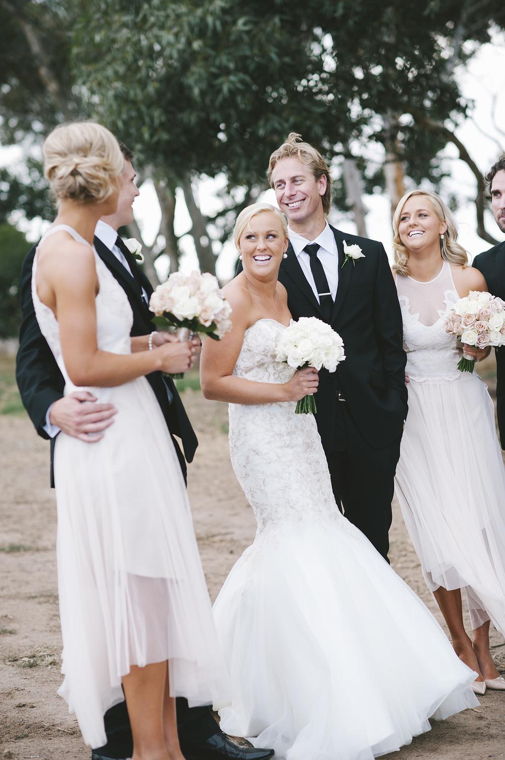 Casee + Mark     Real Wedding     Bellarine Peninsula