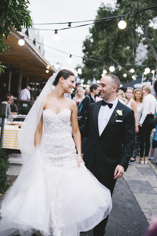 Lauren + Adamo      Real Wedding     Luminare