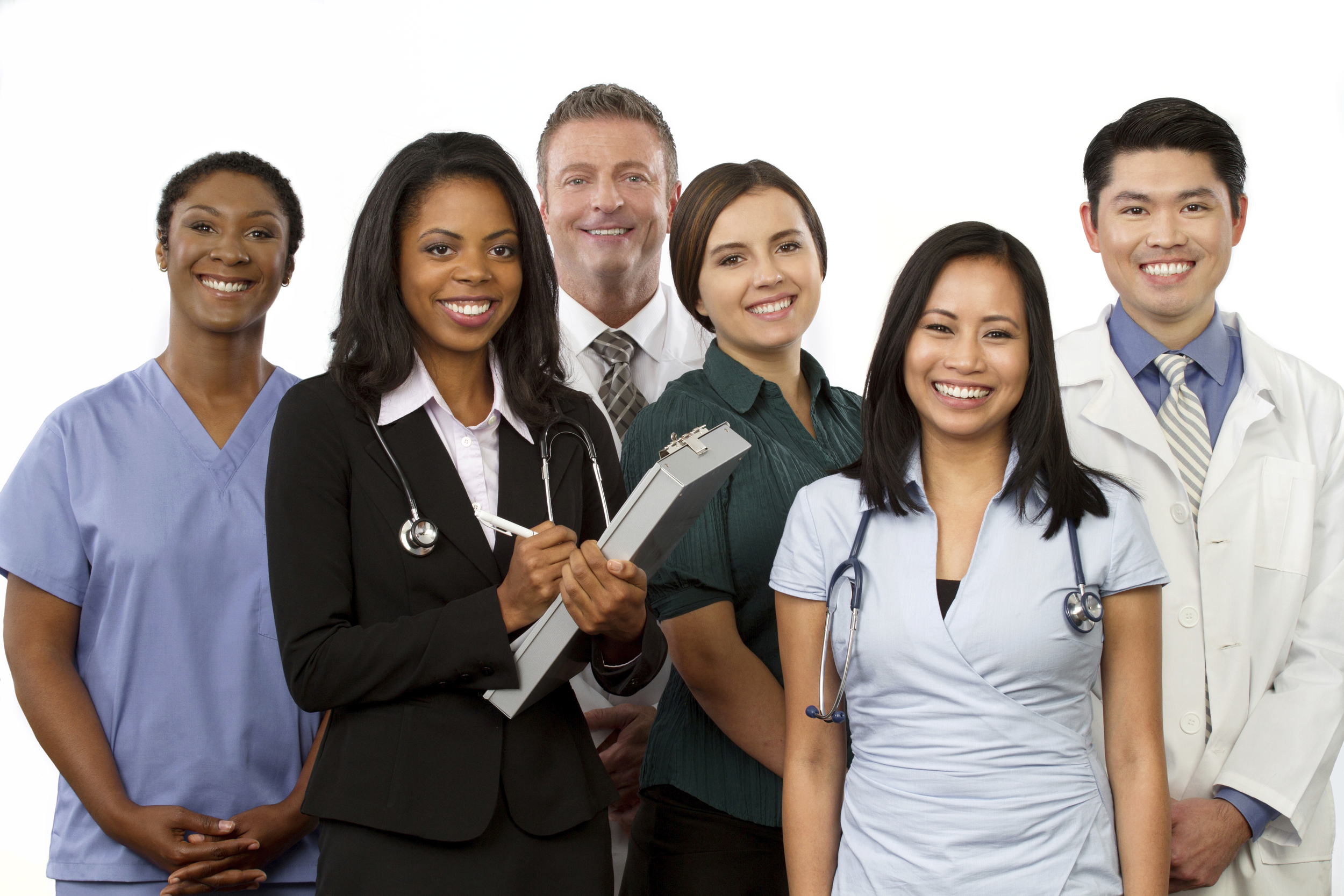 Medical Professionals — Successfully Speaking