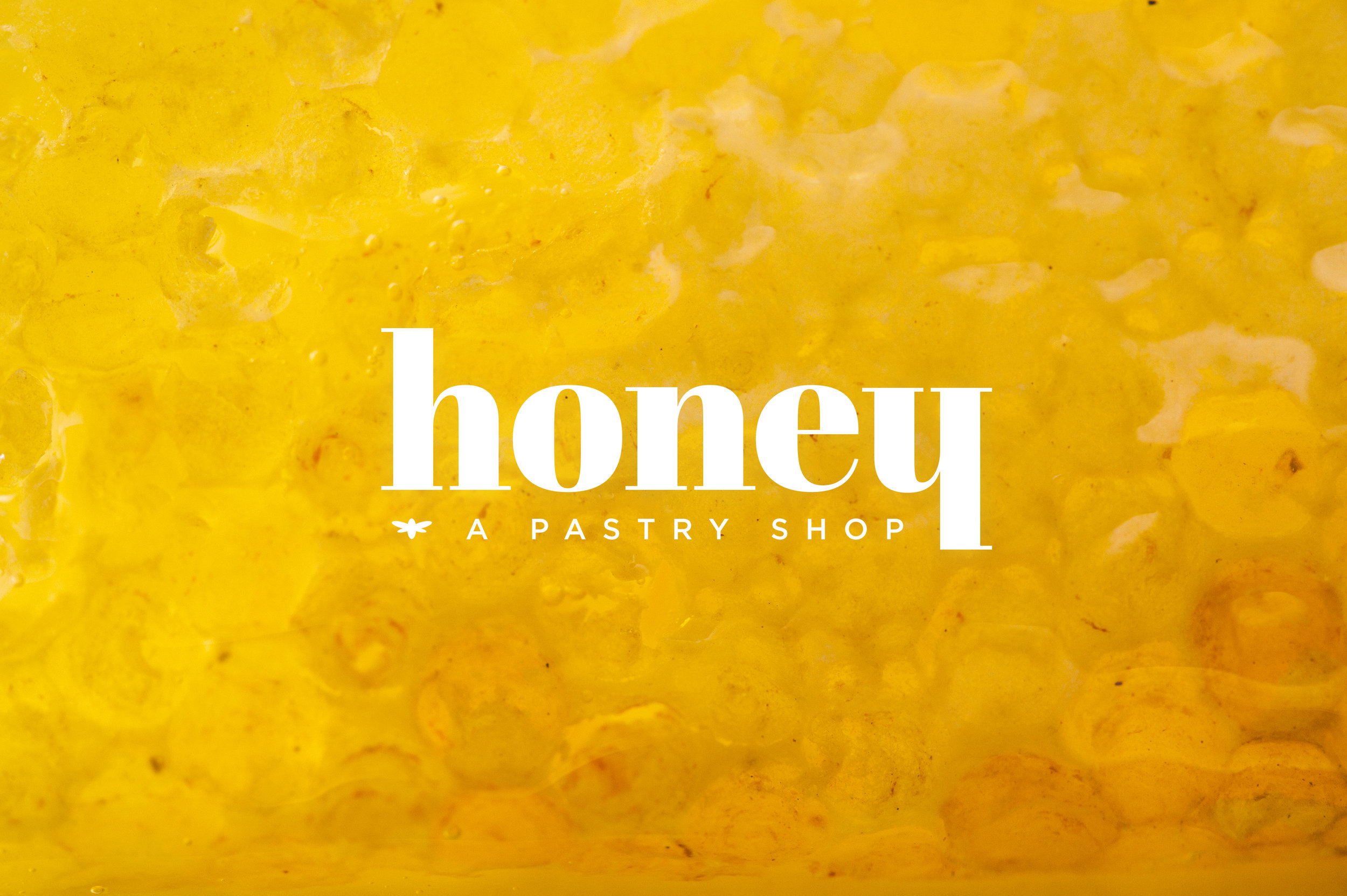Brand Identity for a fictional pastry shop.